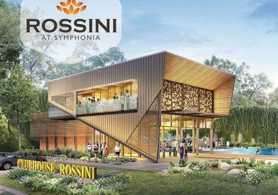 Cluster Rossini – Hunian Visioner di Tepi Danau