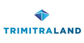 logo trimitra land