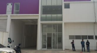 Brand new warehouse for sale Gudang Aeropolis