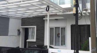 Rumah modern full renovasi Harga murah