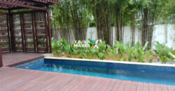 Special unit at lower ground with private pool with very good condition
