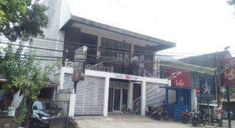 Disewakan gedung/rumah 3.5 lantai di cikajang