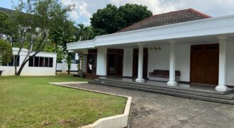 Dijual Rumah Menteng Jakarta Pusat