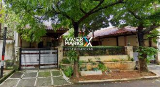 Dijual Rumah Tua di Dharmawangsa Jakarta Selatan