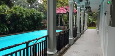 HIGH QUALITY AND SUPER PRESTIGE AREA KEBAYORAN BARU HOUSE